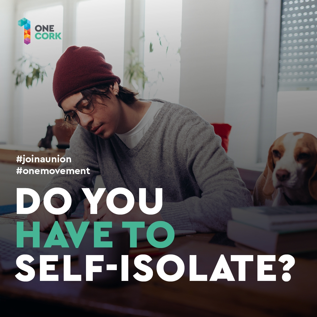 Are you self-isolating?